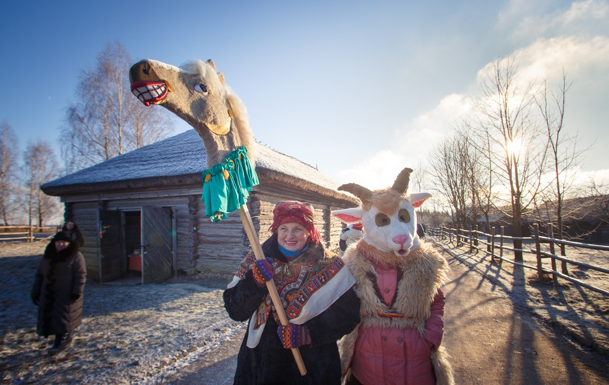 Christmas and New Year traditions in Belarus