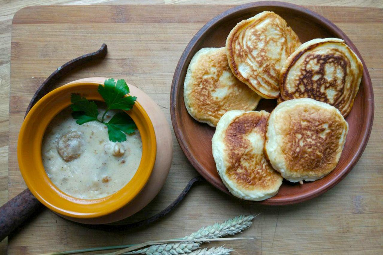 Belarusian recipe: Mačanka with lamb