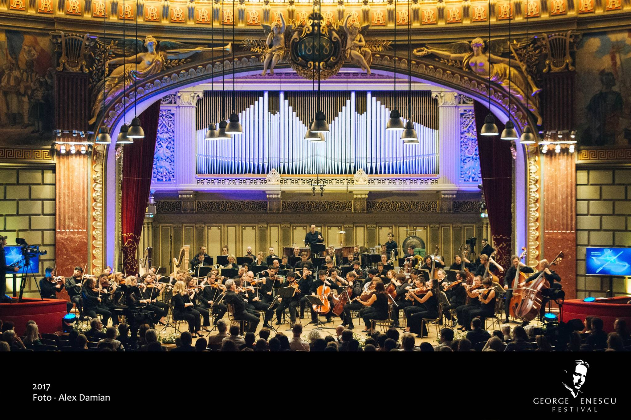 Bucharest's treasure: The International Classical Music Festival George Enescu