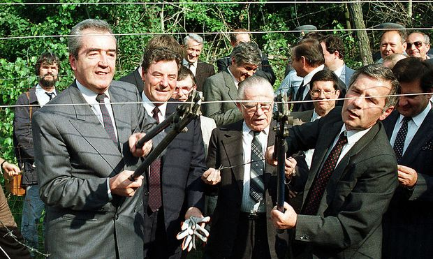 The Fall of the Iron Curtain 30 Years Ago – The Beginning of a Success Story for Austria and Europe