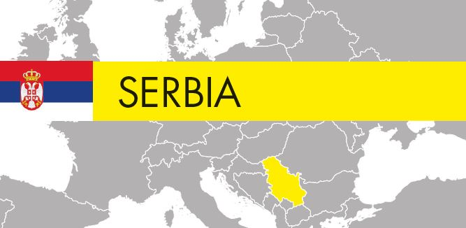 Economic and cultural facts about Serbia at a glance
