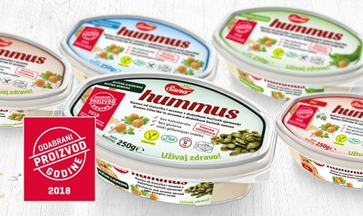 How hummus conquered the Croatian market