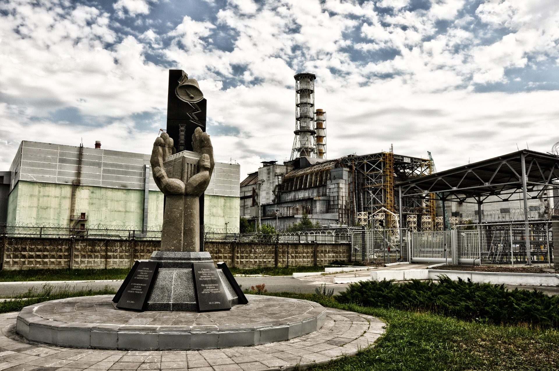 Life in Chernobyl has found a way forward