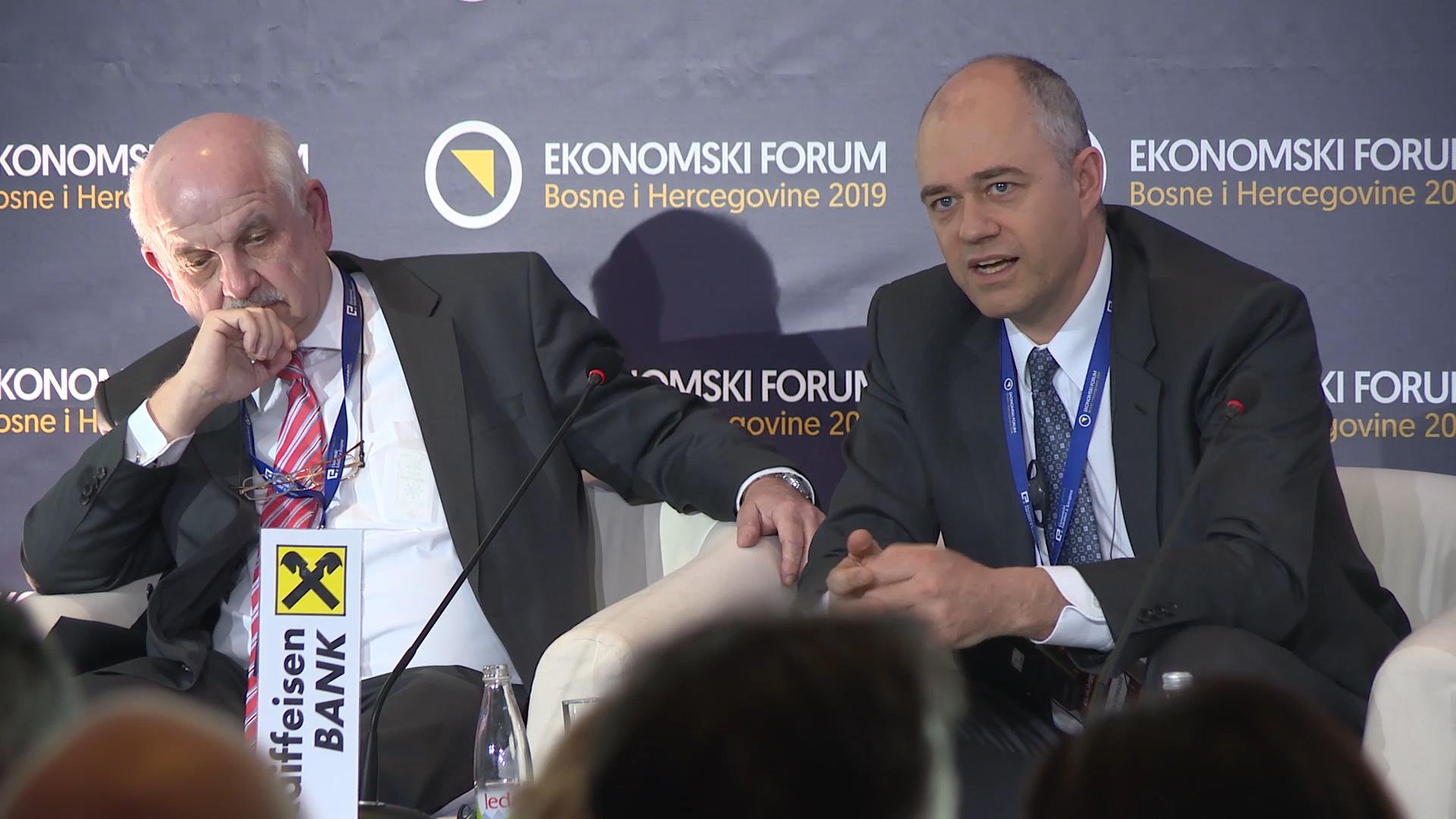Evaluating the impact of Bosnia and Herzegovina's economic forum
