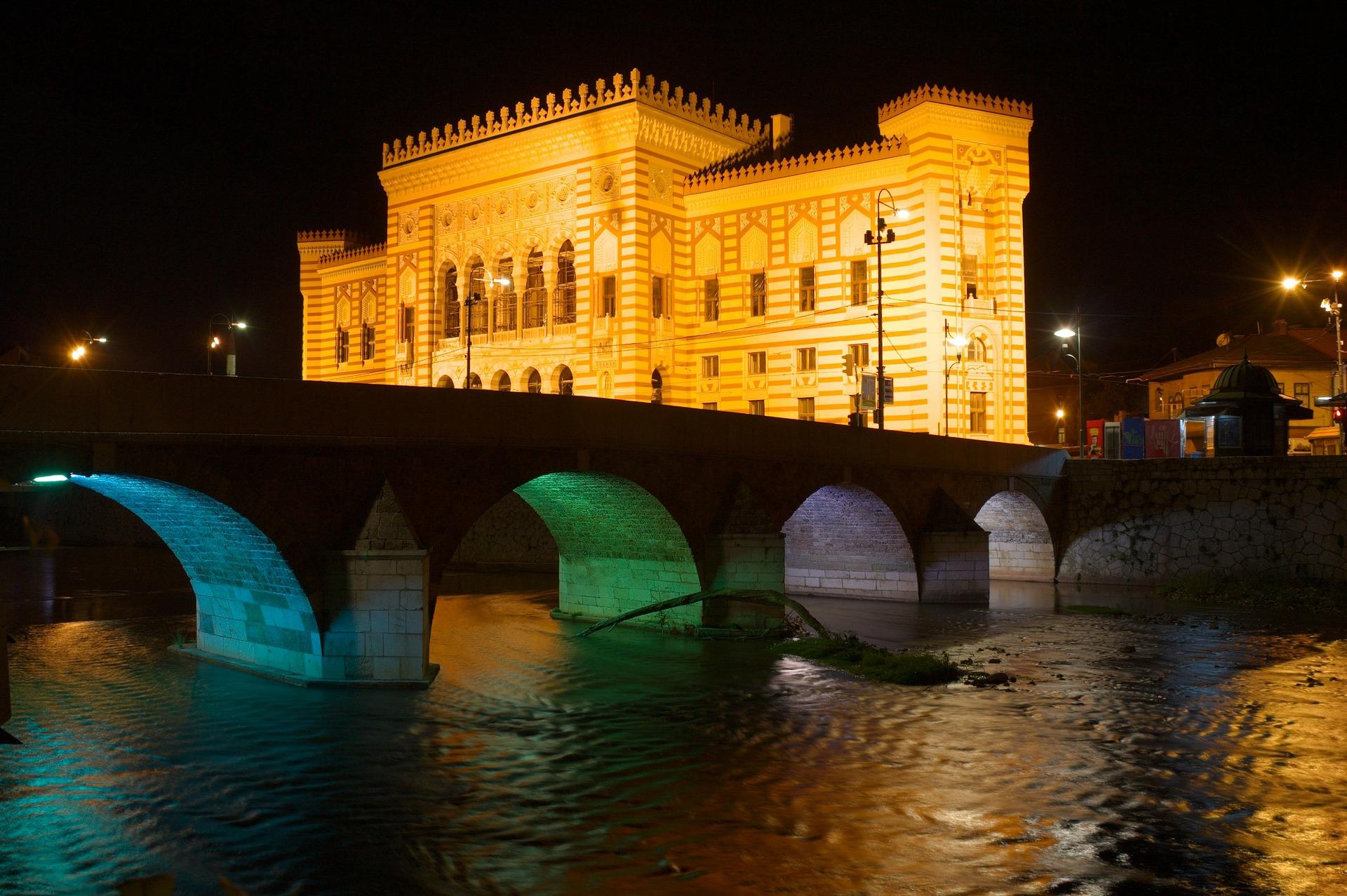 A trip to Sarajevo