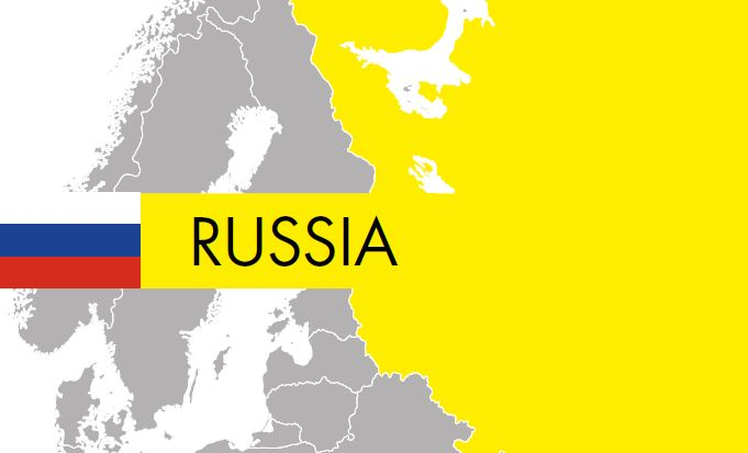 Economic and cultural facts about Russia at a glance