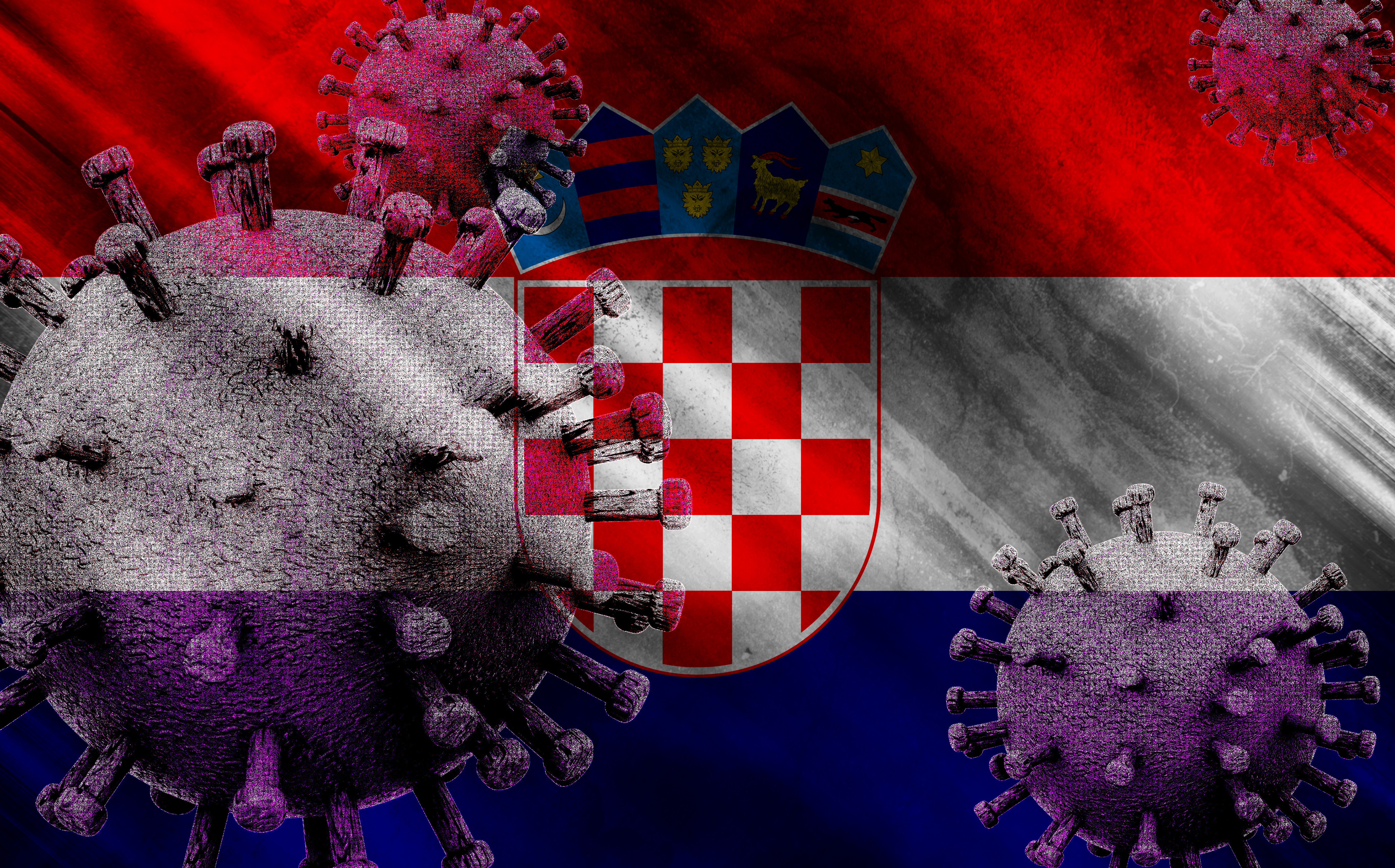 Croatia: suffering like other European tourist destinations, hope for some controlled tourism