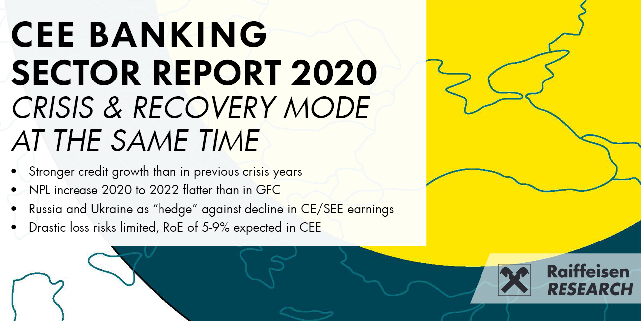 In crisis and recovery mode at the same time – meet the CEE Banking Sector Report 2020