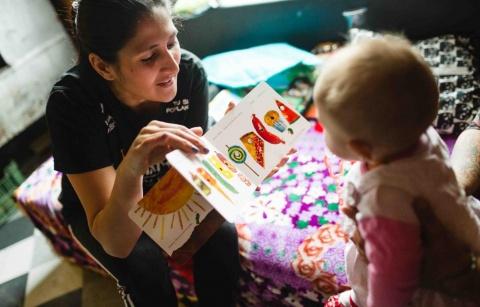Omamas: Women improve society via education